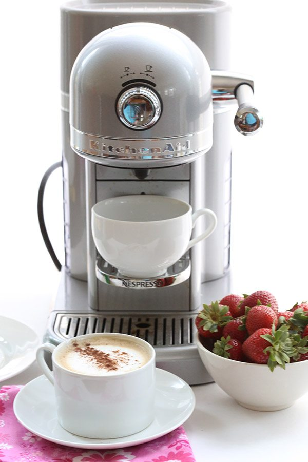 KitchenAid Nespresso machine review