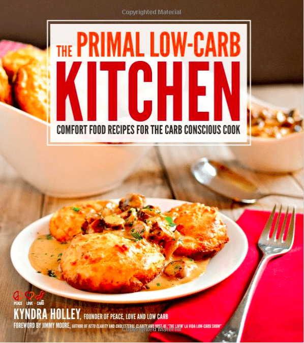 The Primal Low Carb Kitchen book review