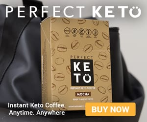 Instant Keto Coffee packets