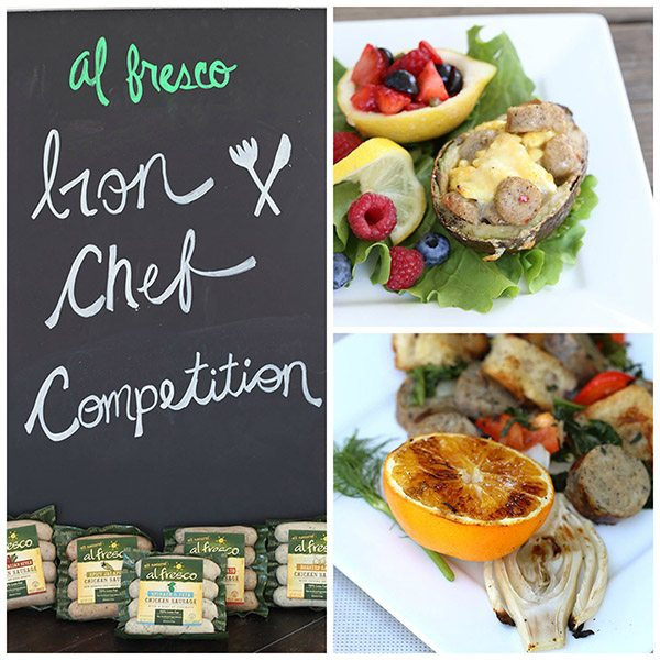 Al Fresco Iron Chef Competition
