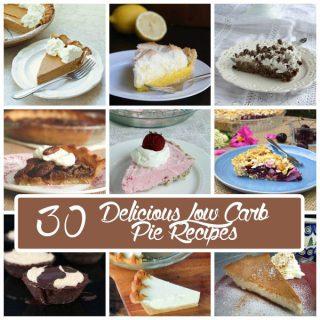 Best low carb keto pie recipes