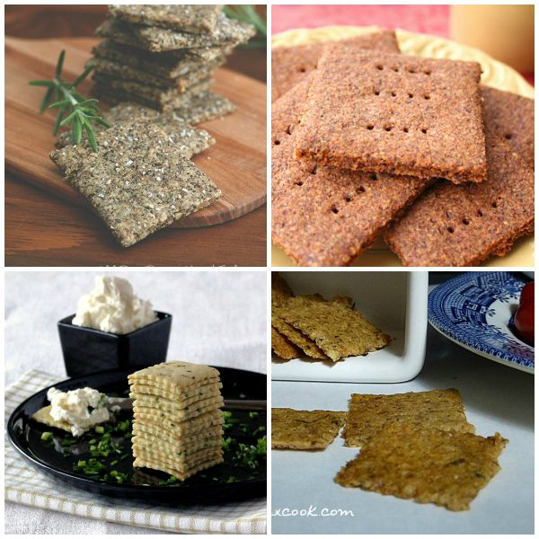 Best Low Carb Cracker Recipes