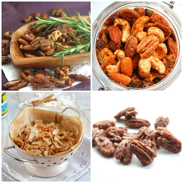 Best Low Carb Nut Mix Recipes