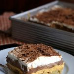 Low Carb Chocolate Pumpkin Sex In A Pan Dessert