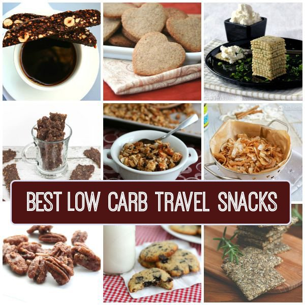 Best Low Carb Travel Tips And Snacks