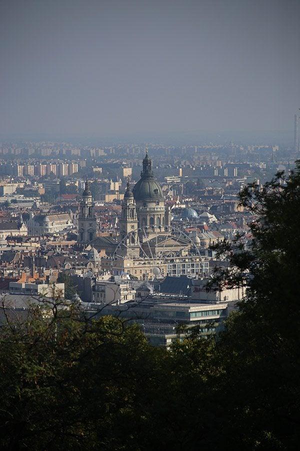 Budapest on Viking River Cruises