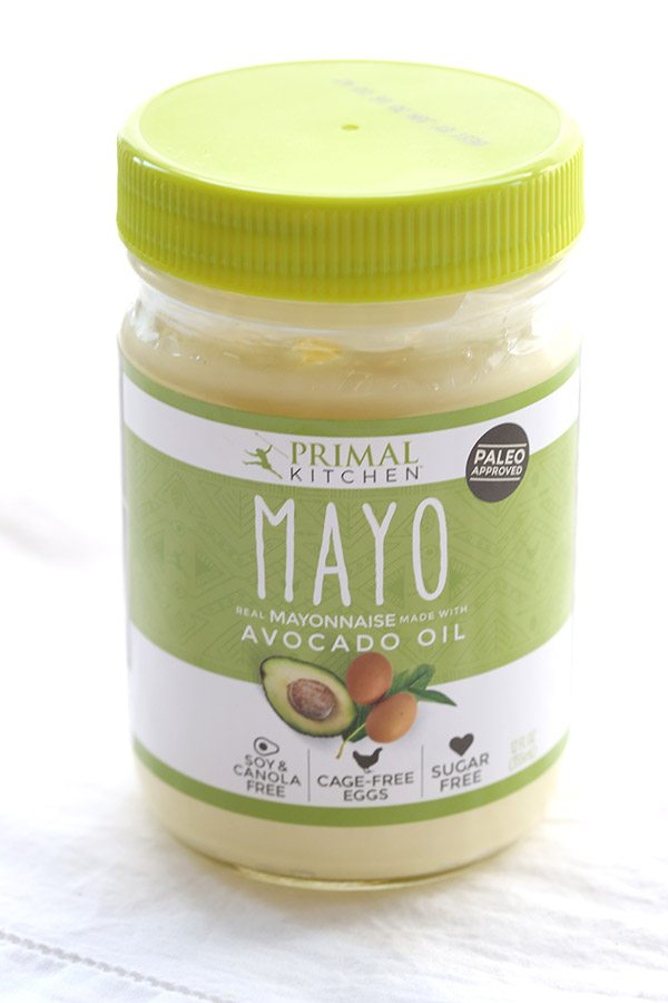 Love this new paleo mayonnaise from Primal Kitchen