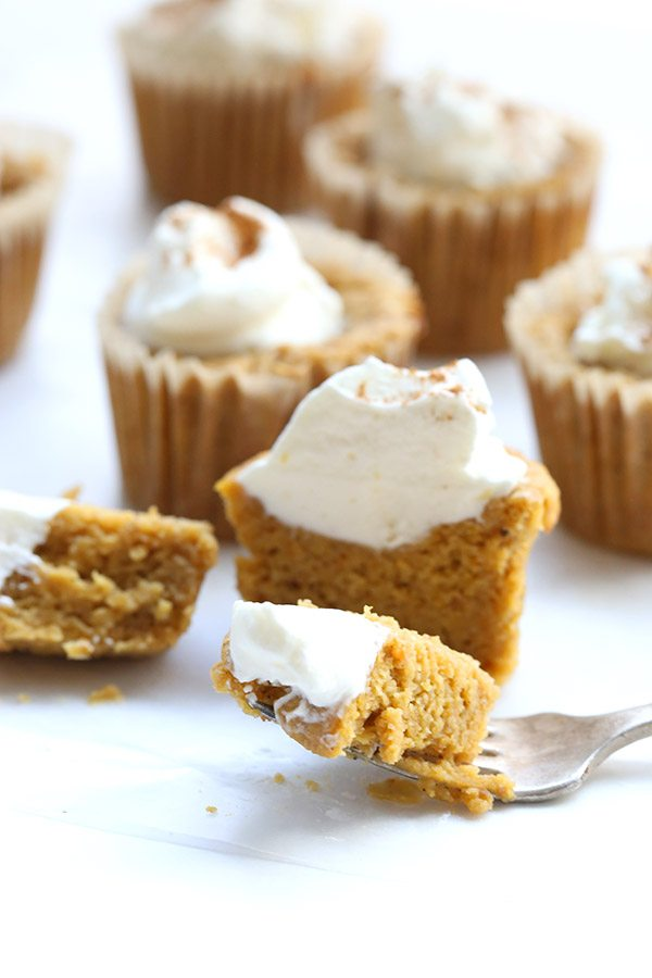 The Best Pumpkin Pie Recipes including Low Carb Pumpkin Pie Cupcakes