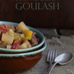 Low Carb Slow Cooker Hungarian Goulash