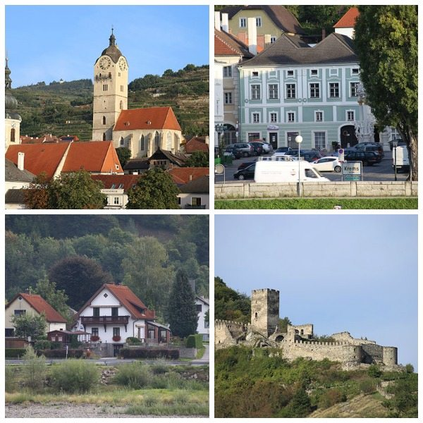 Scenes from the Wachau Valley, Austria