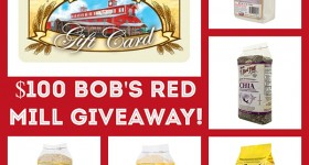 World Diabetes Day Recipes and a Bob's Red Mill Giveaway