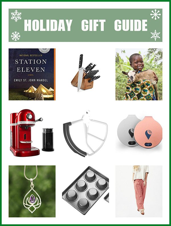 Gift Guide Collage