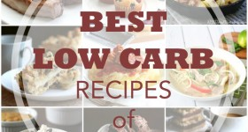The Best Low Carb Recipes of 2015