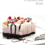 Low carb No Bake Peppermint Cheesecake Recipe