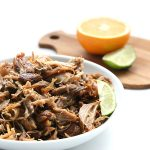 Low Carb Carnitas - paleo-friendly, made with lard.