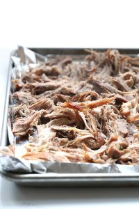 Slow roasted Paleo Carnitas, a low carb meal that will knock your socks off!