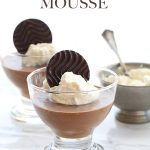Low Carb Blender Chocolate Mousse Recipe