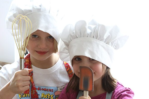 My little chefs
