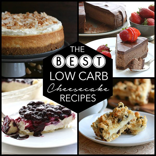 Best Low Carb Keto Cheesecake Recipes