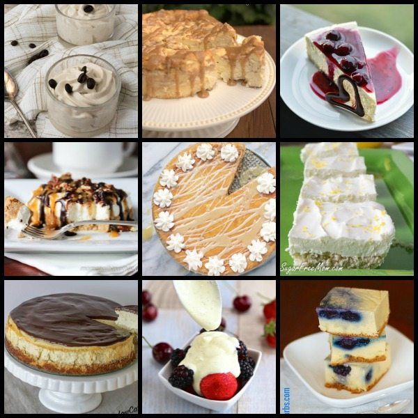 Best Low Carb Cheesecake Recipes of 2015
