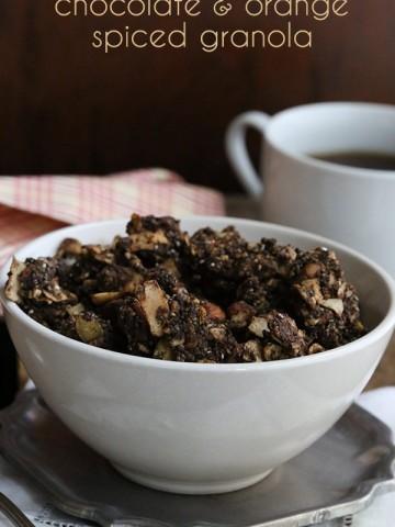 Low Carb Grain Free Chocolate Granola Recipe