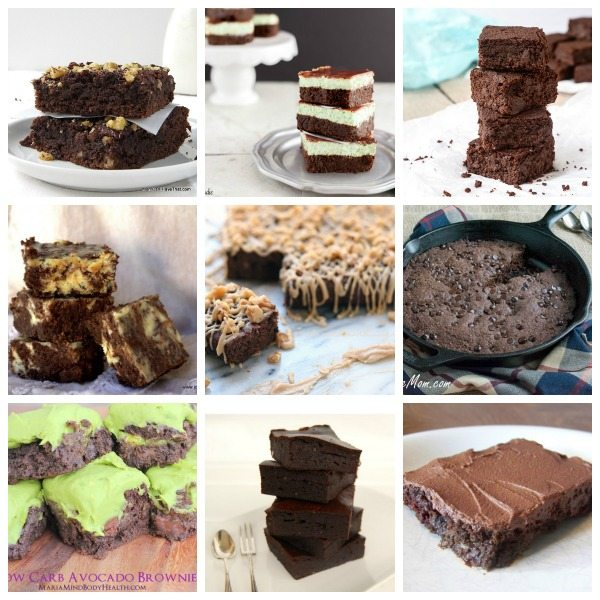Best low carb brownie recipes