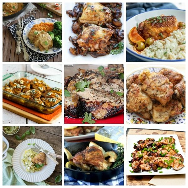 30 delicious low carb chicken thigh recipes that will keep you coming back for more!