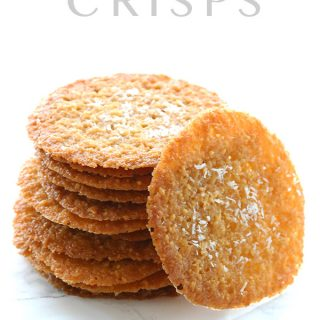 Coconut Almond Crisps