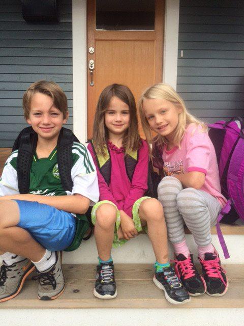 Portland School Kids