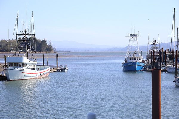 Community Supported Fishery in Garibaldi, Oregon