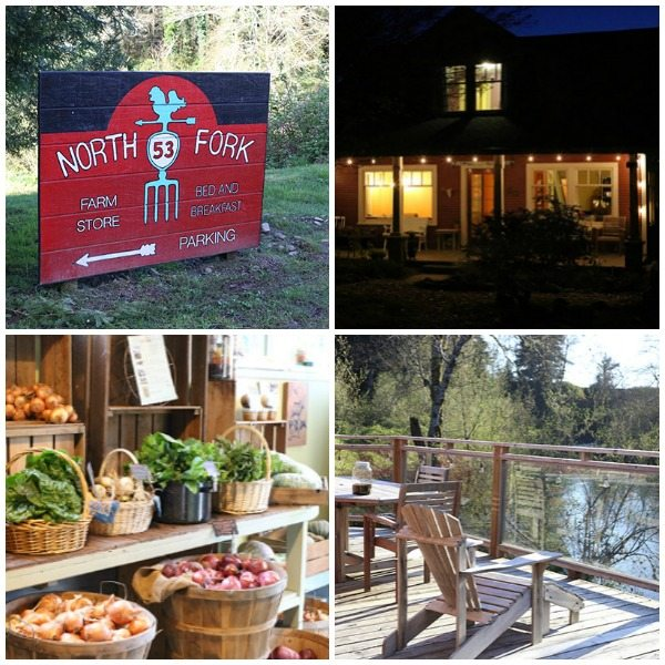 North Fork 53 - a bed and breakfast in Nehalem Bay