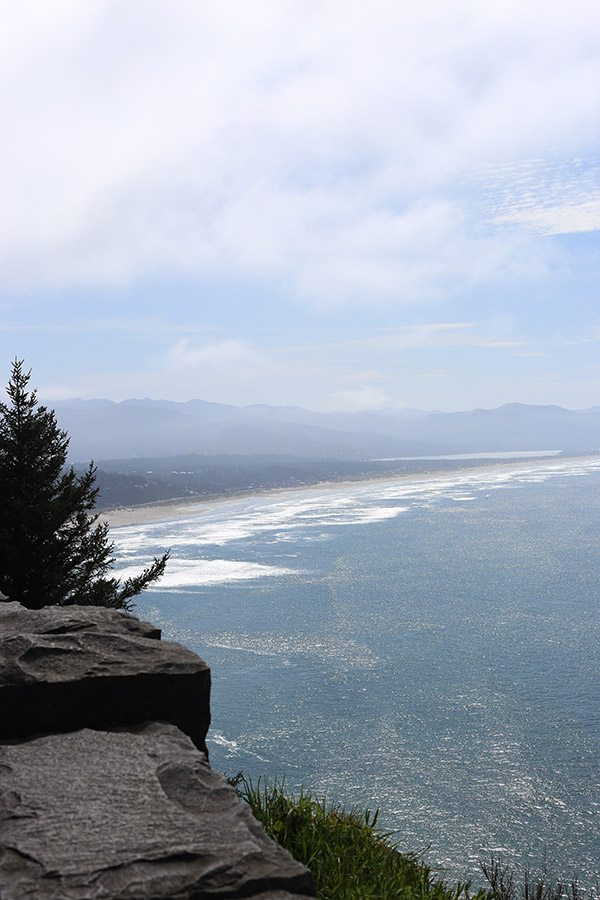 The Oregon Coast - Manzanita