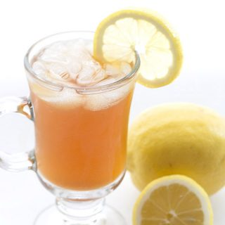 Low Carb Sugar Free Ice Tea Lemonade