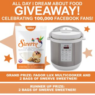100,000 Facebook Likes Giveaway!
