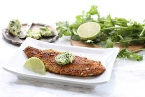 Low Carb Breaded Fish Recipe