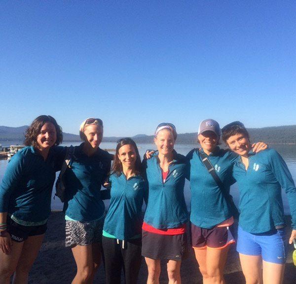 Cascade Lakes Relay Team