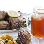 Low Carb Sweet Tea Brined Chicken Recipe
