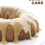 Low Carb Grain-Free Pumpkin Caramel Bundt Cake Recipe. THM LCHF Banting