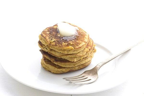 Low Carb Keto Pumpkin Pancakes Recipe