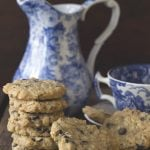 Low Carb Oatmeal Chocolate Chip Cookie Recipe