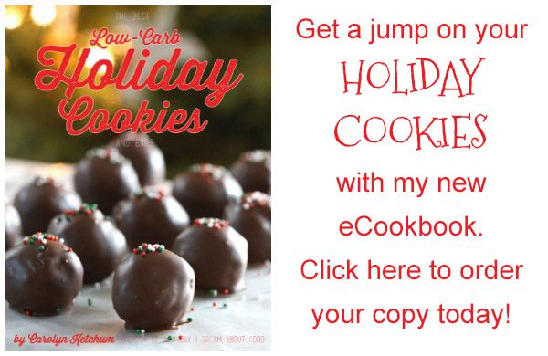 Best Low Carb Christmas Cookies Book