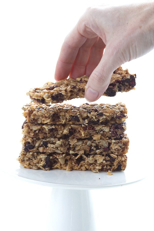 Best low carb keto granola bar recipe