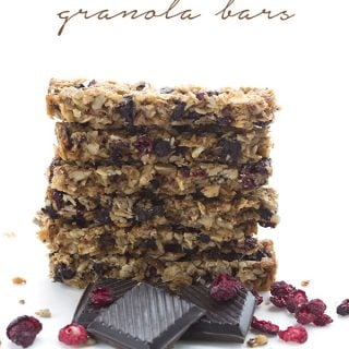 Low Carb Keto Granola Bars. Grain-free and sugar-free