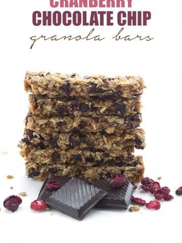 Low Carb Keto Granola Bars. Grain-free and sugar-free