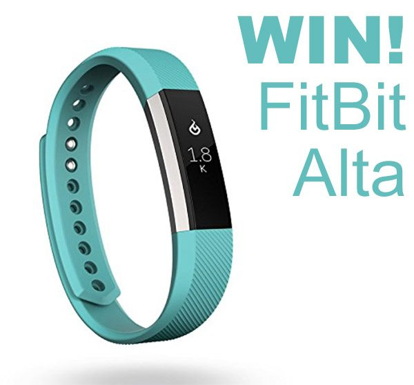 The new FitBit Alta