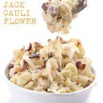 Low Carb Keto Pepper Jack Cauliflower Recipe