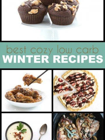 Best low carb winter recipes