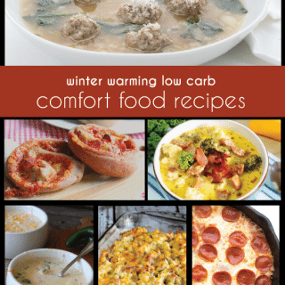 Best Low Carb Comfort Food Recipes