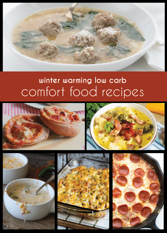 Best Low Carb Keto Comfort Food Recipes All Day I Dream About Food