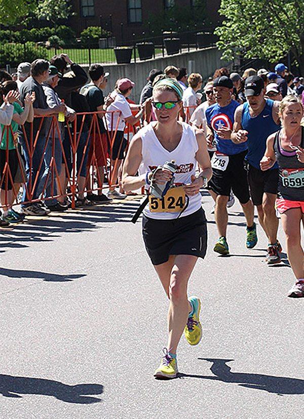 Carolyn Running